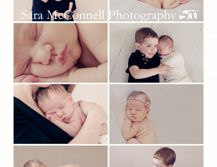 One week new ~ Ottawa Newborn Photographer