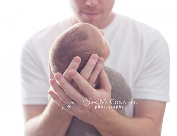 Ottawa Newborn Photographer | Wide Eyed Wonder