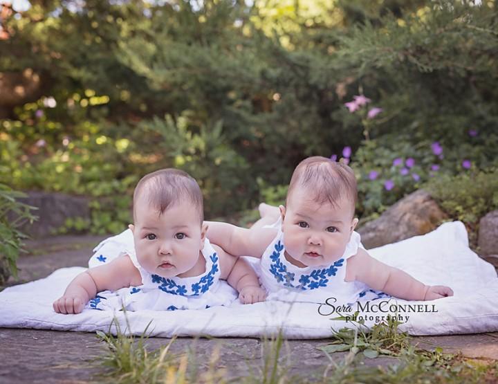 Ottawa Family Photographer | Spring in the gardens
