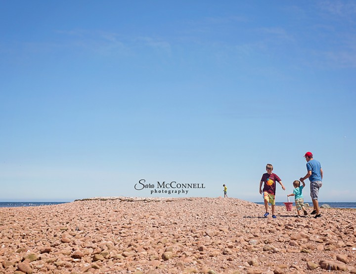 Ottawa Family Photographer | Retreat to PEI