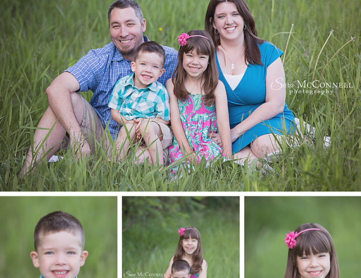 Ottawa Family Photographer | Spring photography sessions on location