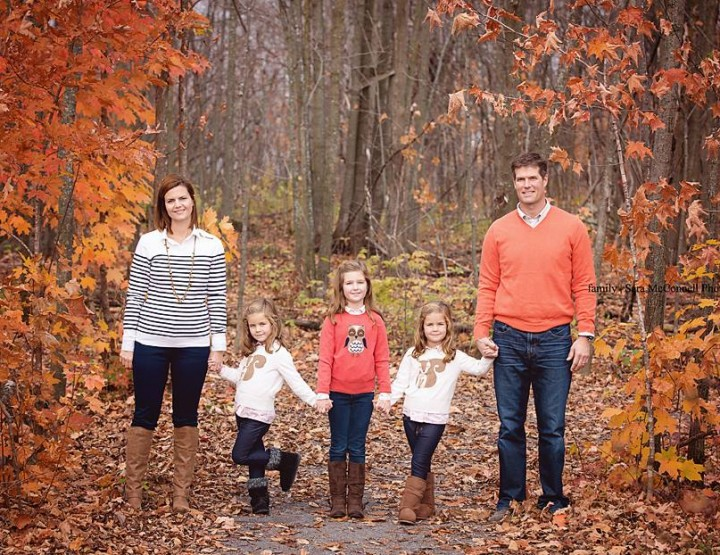 Wardrobe Tips: Choosing the best outfits for your Fall Photo Session