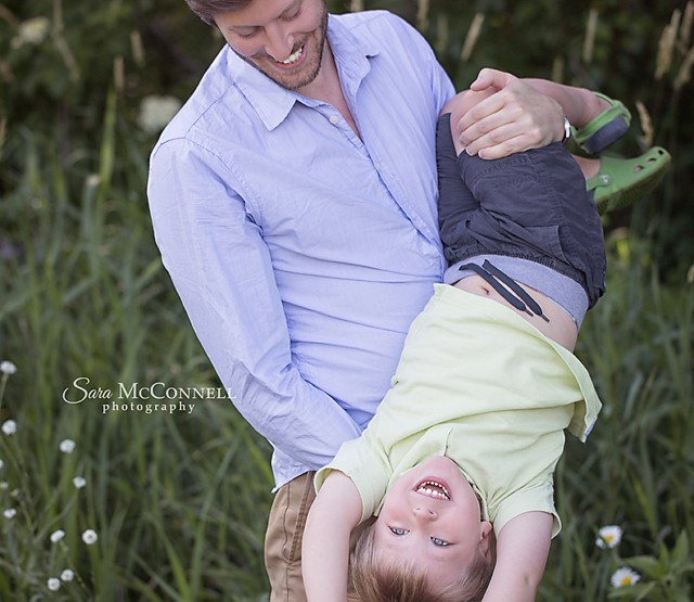 Ottawa Family Photographer | Special guests joined this session