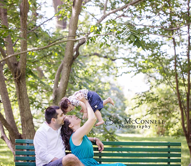 Ottawa Family Photographer | Families and Kids in the Spring