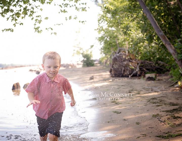 Ottawa Family Photographer | The Beach