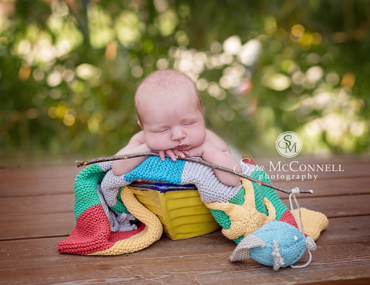 Ottawa Baby Photographer | At Home