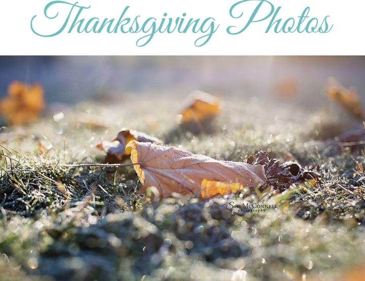 5 different photos to take this Thanksgiving weekend