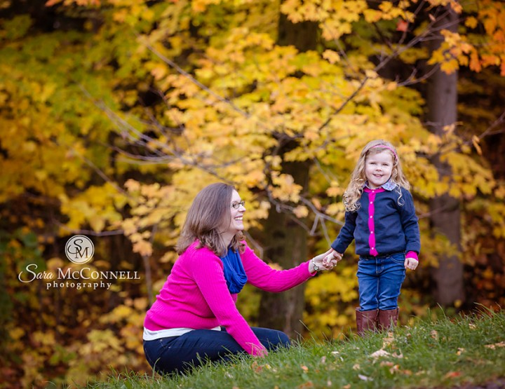 Ottawa Family Photographer | Cooler weather, Warmer hearts