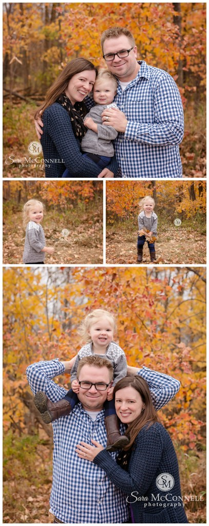 fall family photos d