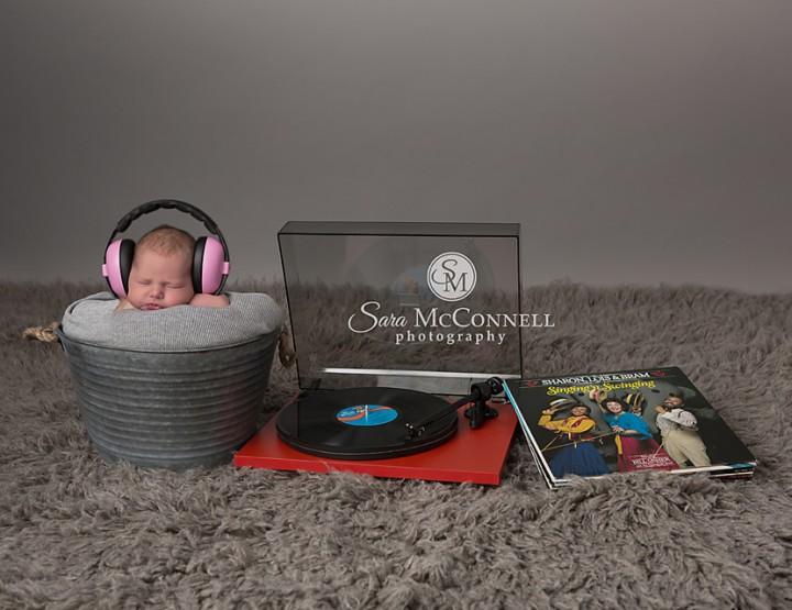 Ottawa Newborn Photographer: Special props