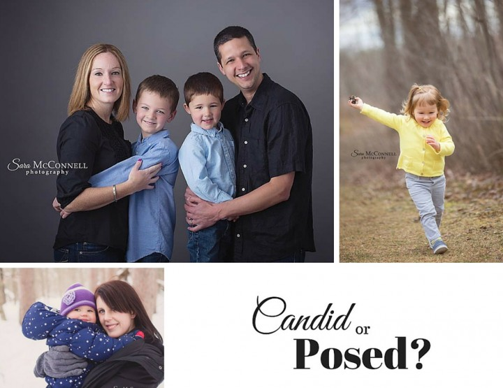 Family Portraits - Candid, Posed, and What's Trending