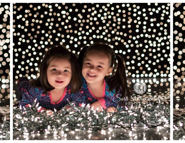 Ottawa Family Photographer   Holiday Light Sessions