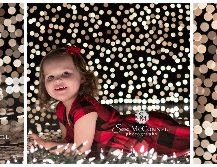 Ottawa Family Photographer | Twinkle, Twinkle Holiday Lights