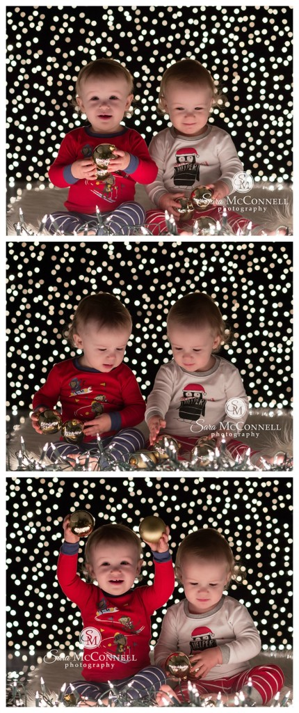 holiday lights mini sessions