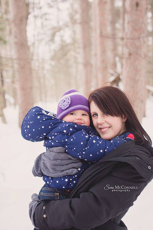 ottawa family photographer winter photo