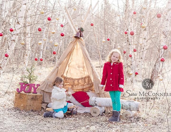 Ottawa Family Photographer | Winter Wonderland