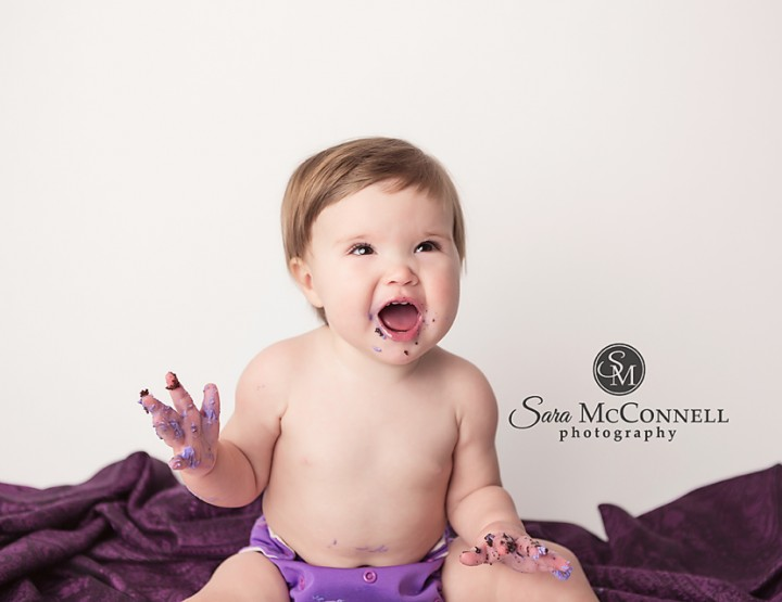 Cake Smash Photography |Turning One