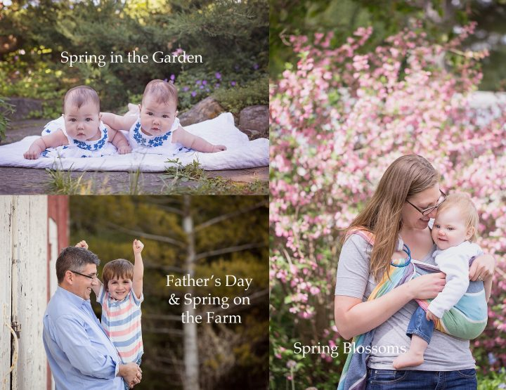FAQ About Outdoor Spring Sessions | Ottawa Family Photographer