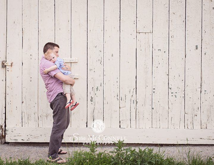 Ottawa Family Photographer | Spring at the Farm