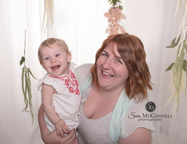 Ottawa Family Photographer | Mother's Day Smiles