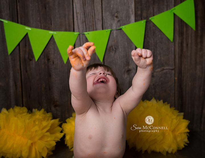 Ottawa Baby Photographer | First Birthday Photo shoot