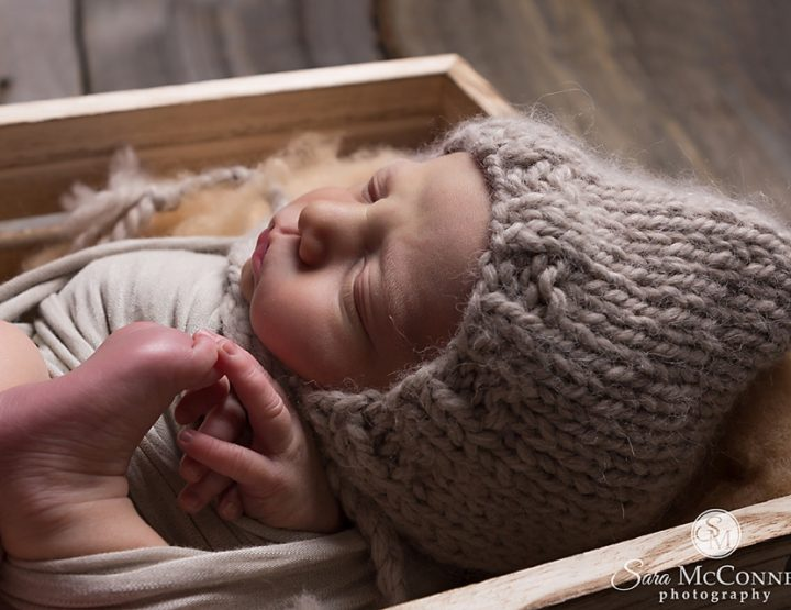 Ottawa Newborn Photographer | Early Newborn Session