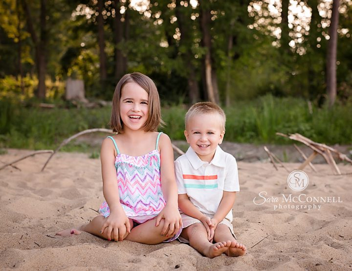 Ottawa Family Photography | Laughing Smiles