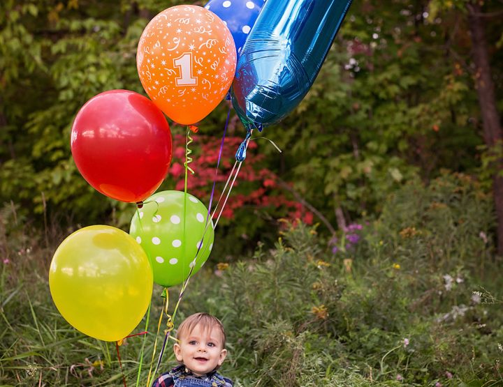 Ottawa Child Photographer | Turning One