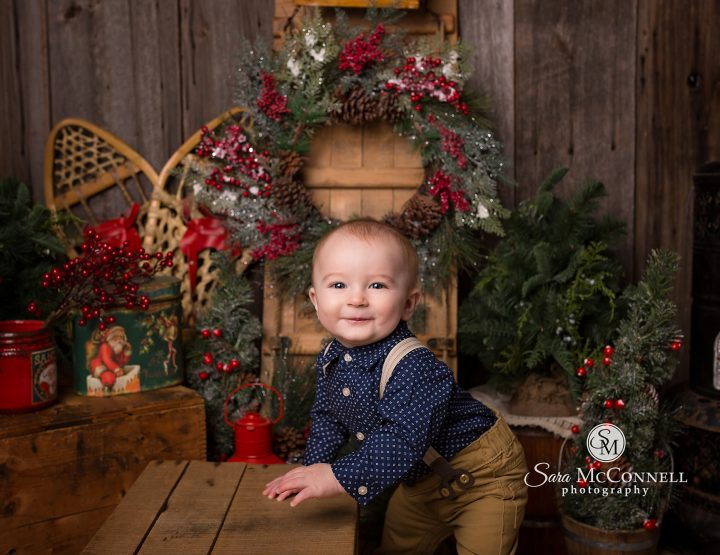Ottawa Family Photographer | Christmas Photos to enjoy year round