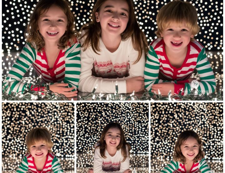 Ottawa Child Photographer | Holiday Lights 2016