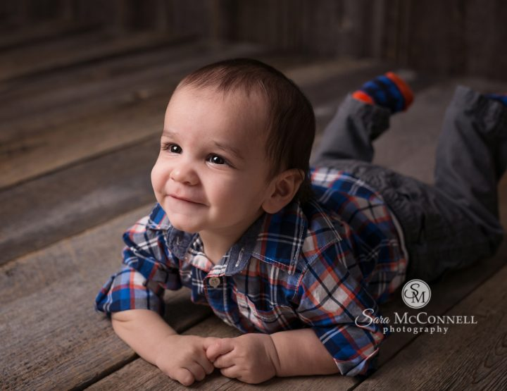Ottawa Baby Photographer | When it's hard to choose just one photo