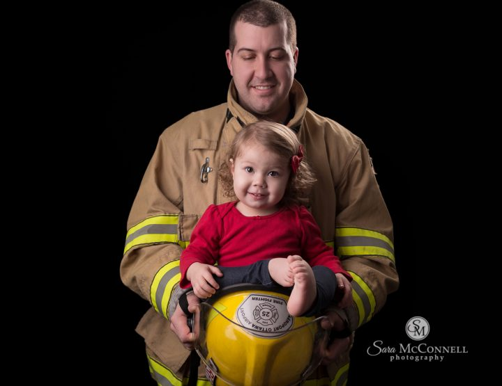 Ottawa Family Photos | The Firefighter Family