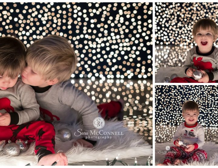 Ottawa Child Photographer | Lights, Camera, Smiles!