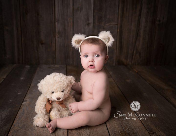 Ottawa Baby Photographer | 6 months