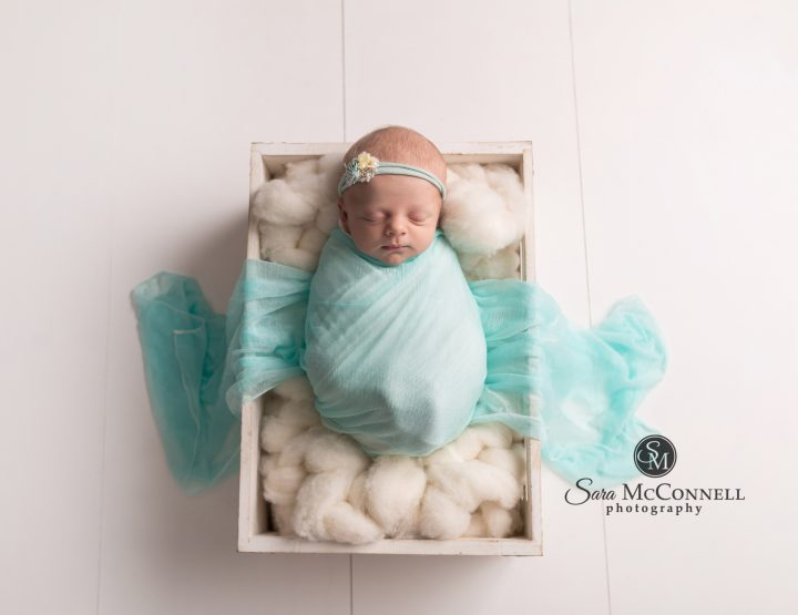 Ottawa Newborn Photography | Soft Colours for a newborn session