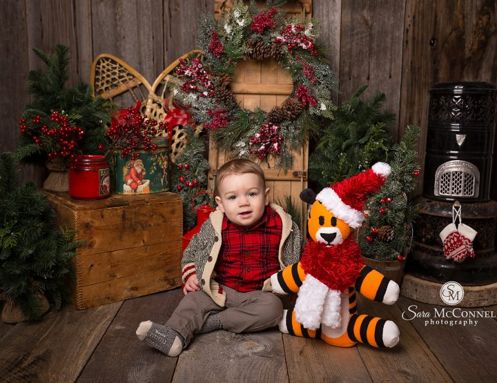 Ottawa Family Photographer | Christmas with the Family