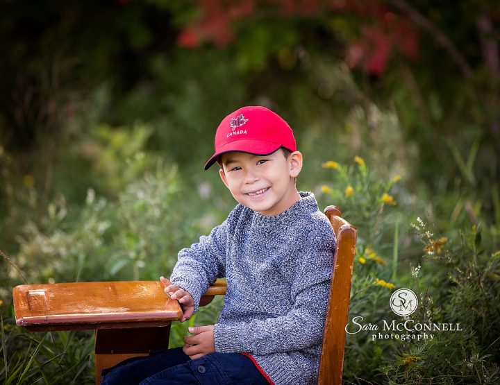 Back to School Sessions | Ottawa Child Photographer