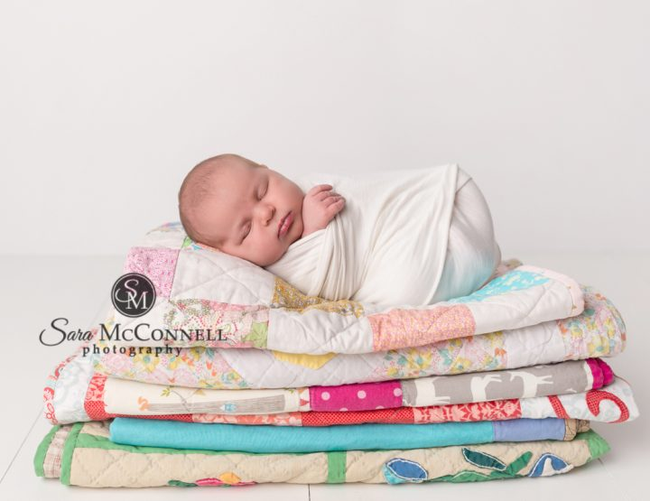 Ottawa Newborn Photographer | Family of Five