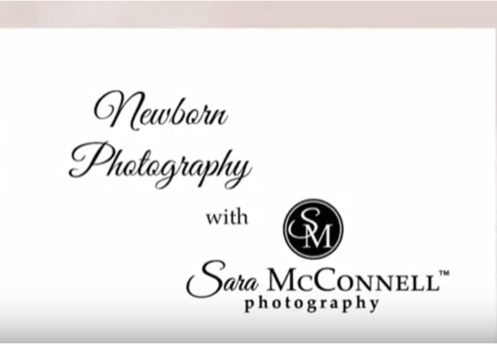 Ottawa Newborn Photographer | Behind the Scenes Video