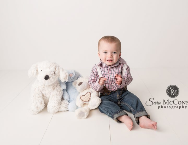 Baby's Extraordinary First Year Photos | One Year Later