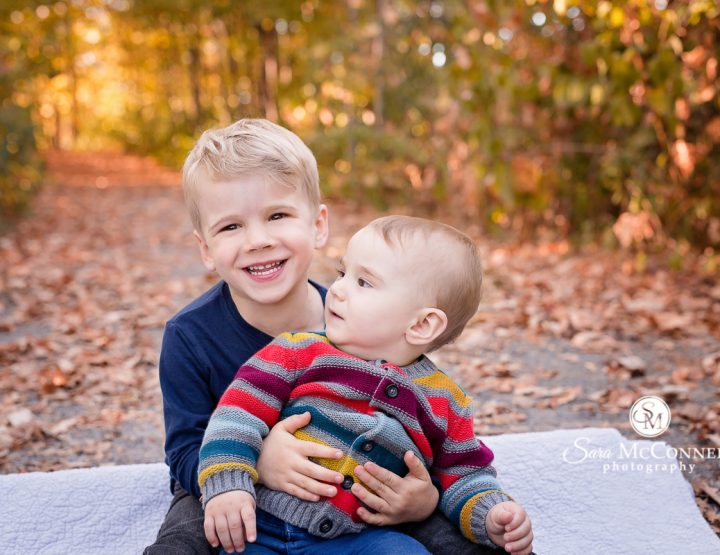 Ottawa Family Photographer | Sibling Love Captured