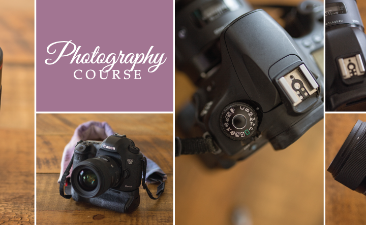 Online Learning to Use Your Camera Course | Ottawa Photography