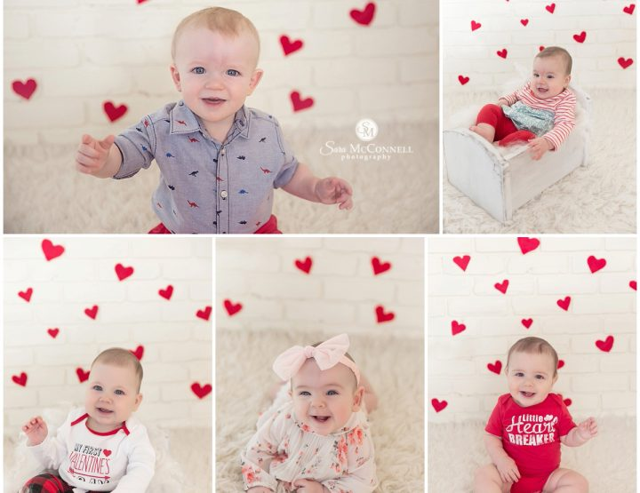 Happy Valentine's Day | Ottawa Baby Photographer