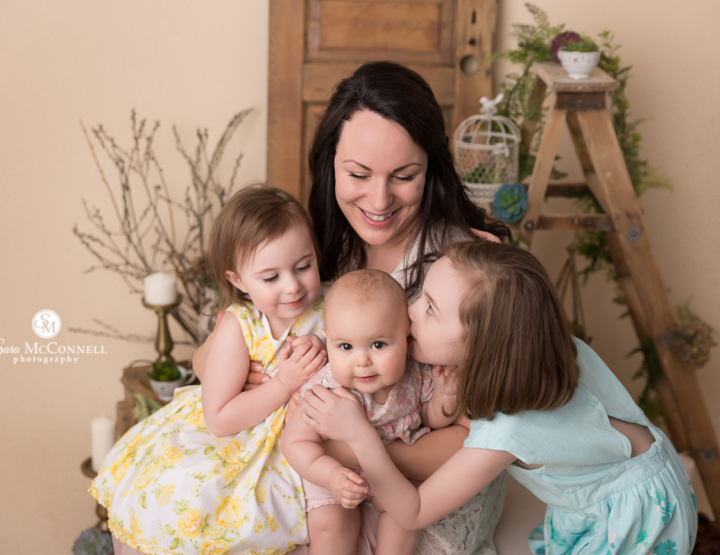 Spring Studio Sessions | Beautiful Photographs, at a Less than Beautiful Time of Year