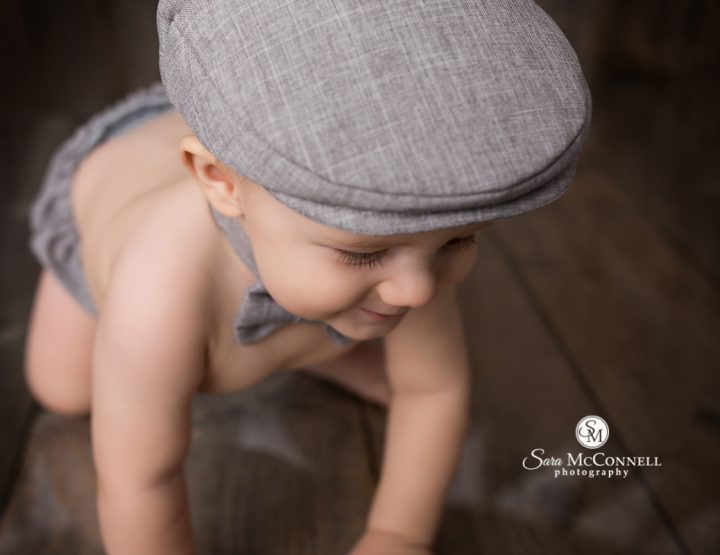 Ottawa Baby Photographer | Dapper Birthday Boy
