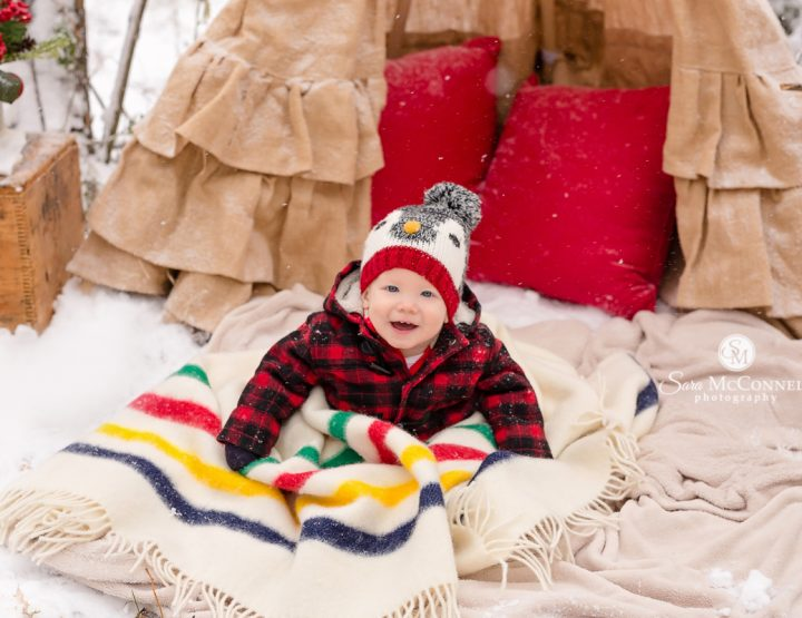 Ottawa Family Photographer | Outdoor Holiday Photos