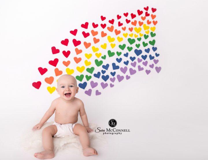 Rainbow babies | Orson