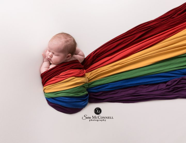 Rainbow babies | Isobel