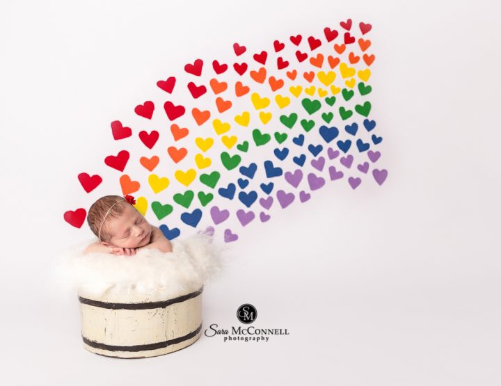 Rainbow Babies | Ottawa Photographer