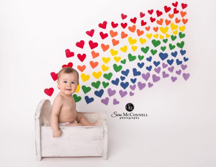 Rainbow babies | Aria